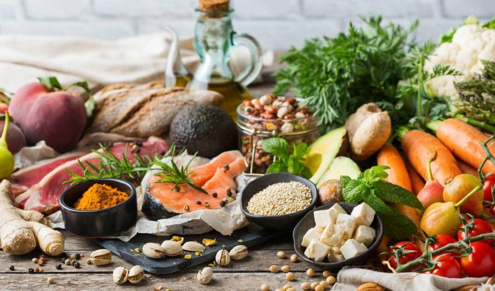 Средиземноморская диета как здоровое питание